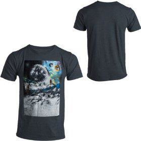 Volcom tackling down v.co-logical t-shirt - short-sleeve - men's