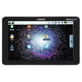 Augen gentouch nba7800atp 7-inch color touch-screen tablet pc with android 2.1 os - black
