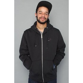 Nike the aw77 contender fz hoody in black hood ,sweatshirts for men
