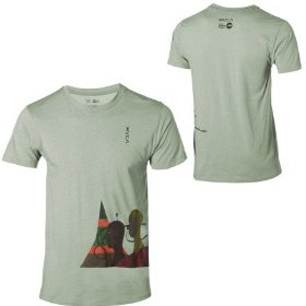 Rvca we are born t-shirt - short-sleeve - men's