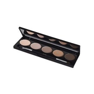 Isadora eye shadow palette 56 smoky eyes