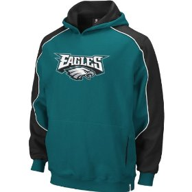 Reebok philadelphia eagles boys (4-7) arena sweatshirt