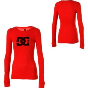 Dc tstar thermal t-shirt - long-sleeve - women's