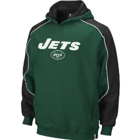 Reebok new york jets boys (4-7) arena sweatshirt