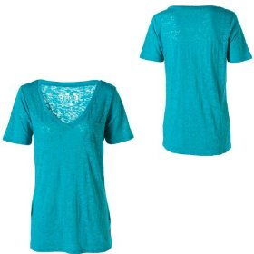 Volcom stone only boyfriend t-shirt - short-sleeve - women's