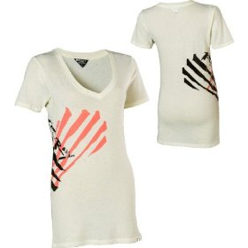 Roxy two lovas t-shirt - short-sleeve - women's