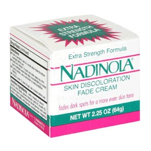 Nadinola Skin Discoloration Fade Cream Extra Strength (Pack of 3)