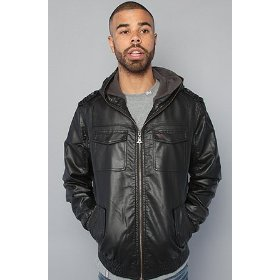 Lrg the shadowplay jacket in black,jackets for men