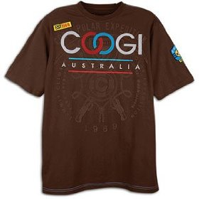 Coogi polar expedition s/s t-shirt - men's