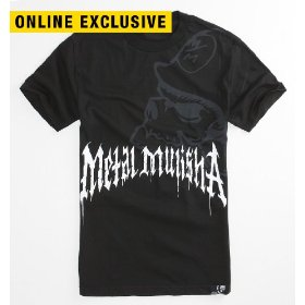 Metal mulisha ages tee