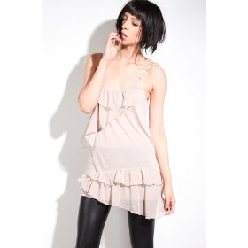Cheap monday the frill top,tops (sleeveless) for women