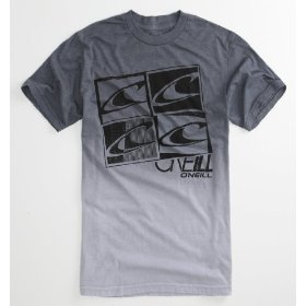 O'neill executioner dip dye tee