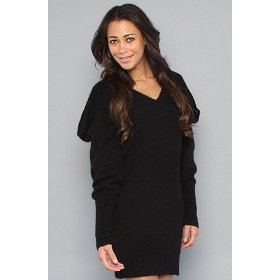 Wesc the alvilda sweater in black,sweaters for women