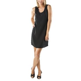 Mossimo® black: women's sequin appliqué dress - black
