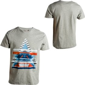 Wesc triangles t-shirt - short-sleeve - men's