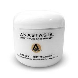 Anastasia Diapedic Foot Treatment, 4 oz.