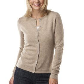 Merona® women's cashmere cardigan sweater - oatmeal