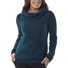 Merona® women's great stitch pullover sweater - blue baritone