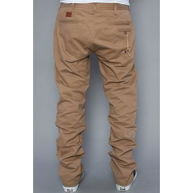 Orisue the winston classic fit twill pant in tan,pants for men