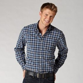 Fossil upton classic shirt