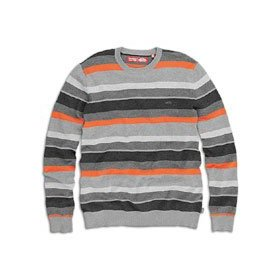 Vans trolley striped sweater - men's