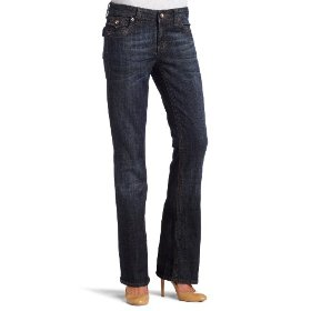 Kut from the kloth womens back flap bootcut jean
