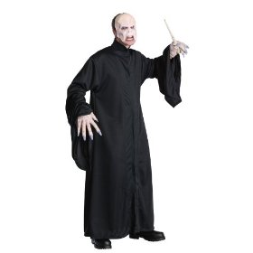 Harry potter & the deathly hallows voldemort costume adult