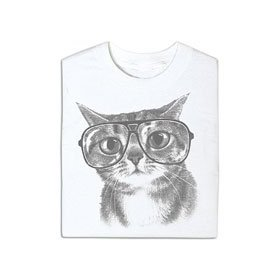 Art witty kitty tee - men's