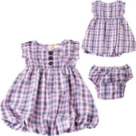 Roxy zippity do da dress - infant girls'