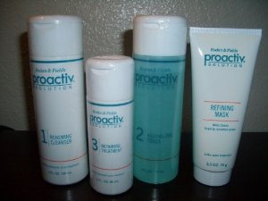 Proactiv Solution 4-Pc. Micro-Crystal Acne Kit NEW ADVANCED FORMULA (2 Month Supply)