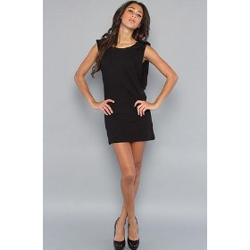Sauce the punk dress in black,dresses for women