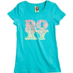Kids - roxy western trail t shirt