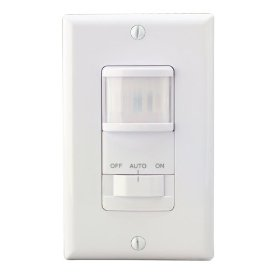 Heath zenith sl-6105-wh motion activated wall switch