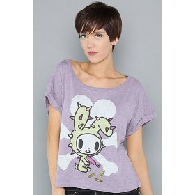Tokidoki the bad bunny top,tops (s/s) for women