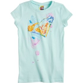 Kids - roxy water magnet t shirt