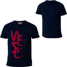 Wesc overlay light t-shirt - short-sleeve - men's