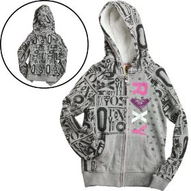 Kids - roxy privileged hoodie