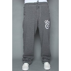 Lrg core collection the cc sweatpants in charcoal heather,pants for men