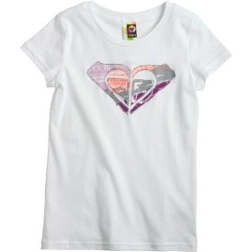 Kids - roxy collage it t shirt