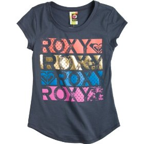 Kids - roxy heartfelt t shirt