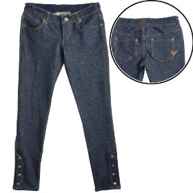 Kids - roxy hey hot looking jegging jeans