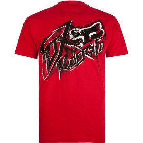Fox revolt mens t-shirt