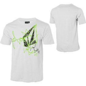 Volcom numbers t-shirt - short-sleeve - men's