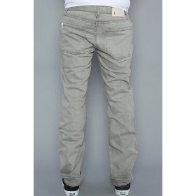 Altamont the a. reynolds wilshire signature jean in gray,denim for men