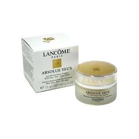 Lancome absolue yeux absolute replenishing eye treatment, 0.5-ounce