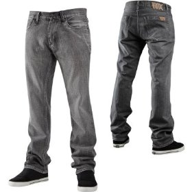Fox badbrain denim pant - men's