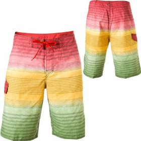 Quiksilver massive dip board short - men's