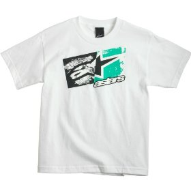 Kids - alpinestars balanced t shirt