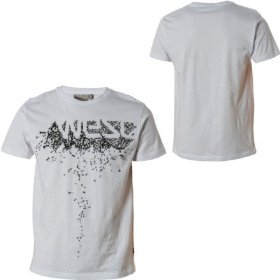 Wesc ants t-shirt - short-sleeve - men's