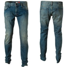 Quiksilver distortion denim pant - men's